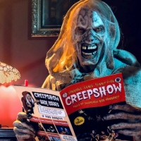 Shudder's CREEPSHOW to get an animated Halloween Special, starring Kiefer Sutherland.